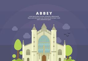 Abbey Illustration