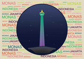 Illustration gratuite de Monas