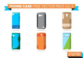 Phone Case Kostenlose Vector Pack Vol. 6