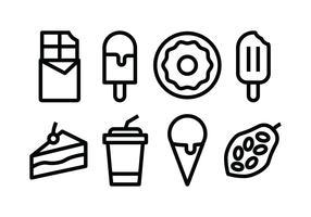 Free Chocolate Icons