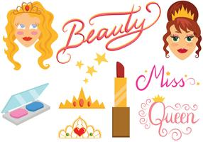 Free Pageant Vectors