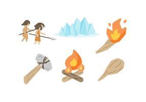 Free Ice Age Vector