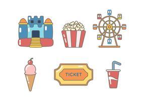Kostenlose Karnevals-Vektoren