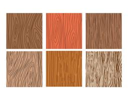 Woodgrain vector set
