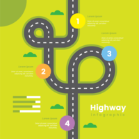Highway Infographic