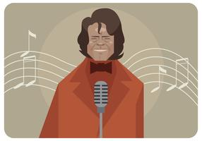 Vetor de James Brown