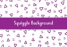 Squiggle Background