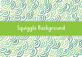 squiggle patroon