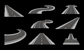 Vecteurs routiers