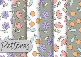 Soft Pastel Pattern Design