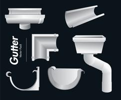 Gutter Vector Pack