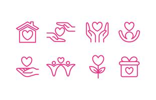 Charity-Icon-Set