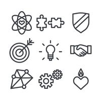 Ethical Icon Vectors