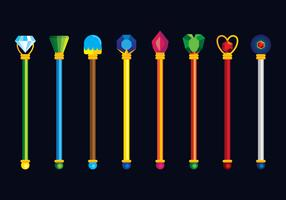 Scepter Vector Collections