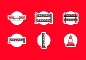 Guardrail Free Vector Pack