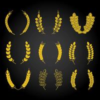 Wheat Ears Gold Pack