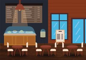 Canteen Vector Design