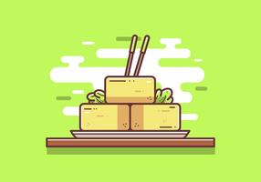 Free Tofu Vector