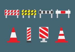 Free Guardrail Vector Collection