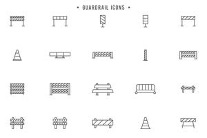 Free Guardrail Vectors
