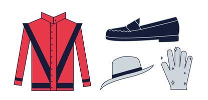 Free Michael Jackson items vector