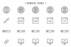 Free Domain Vectors