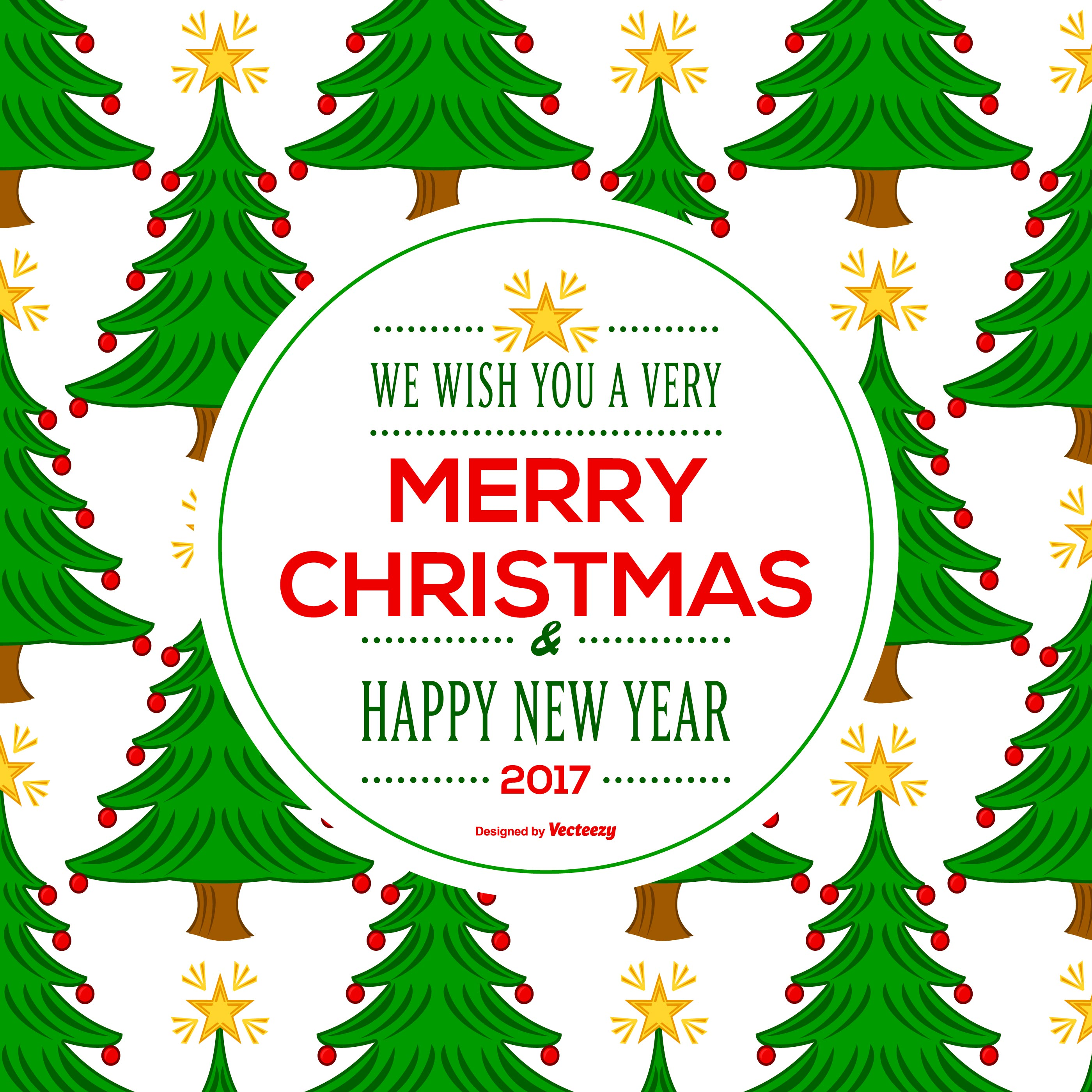 beautiful merry christmas backgroundcard download free vector art stock graphics images