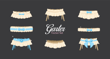 Garter Vector