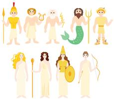 Free Greek Gods Vectors