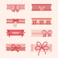 Gratis Beauty Garter Vector