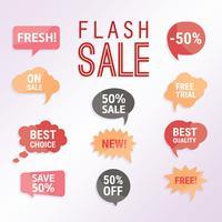 Kostenloser Preis Flash-Vektor