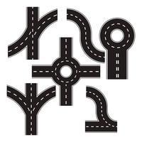 Straßen-Vektor