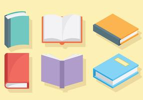 Icônes vectorielles Libro
