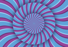 Optical Illusion of Hypnosis