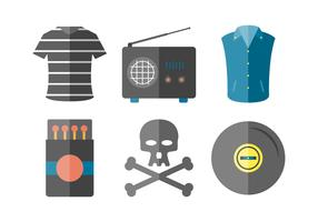 Free Outstanding Greaser Vectors