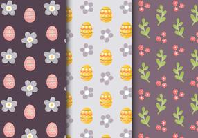 Free Seamless Easter Patterns