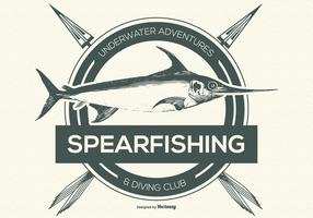 Spearfishing and Diving Club Background