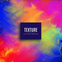 Fondo abstracto de textura de acuarela que fluye