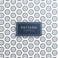 Fondo de vector de patrón geométrico abstracto