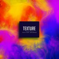 Fondo abstracto acuarela textura vibrante