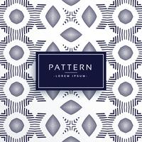 geometrisk abstrakt form vektor linje mönster design bakgrund