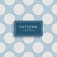 Ilustración de fondo de patrón de líneas geométricas