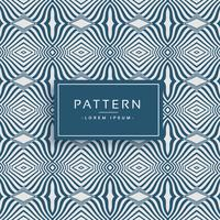 stylish smooth lines vector pattern background