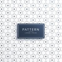 elegante lijn vector patroon achtergrond