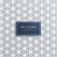 estilo de línea abstracta fondo de patrón geométrico
