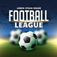 Hintergrund für Fußball-Fußballspiel