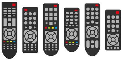 Conjunto de TV Remote TV