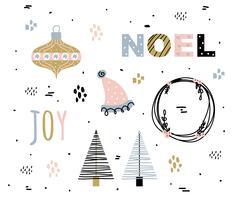 Creative Holidays Vector Set