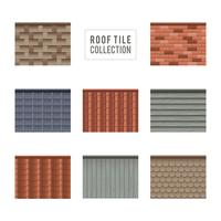 Roof Tile Vector