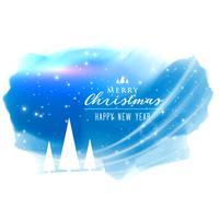 abstrakt god jul bakgrund med ljus effekt